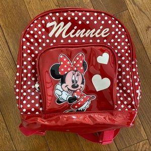 Disney Parks Minnie backpack